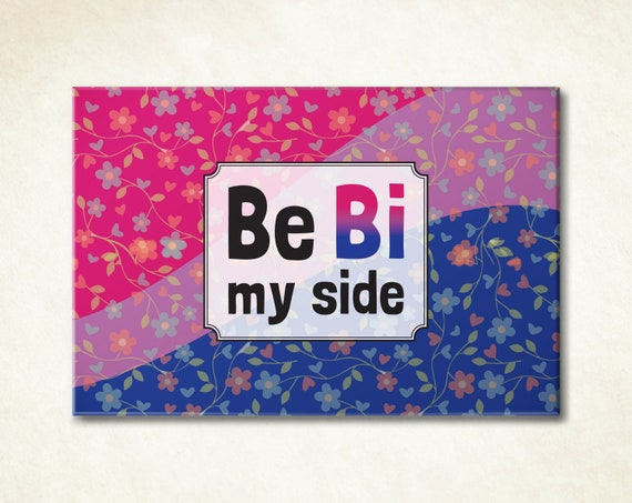coming out of the closet LGBT support Bisexual trans pride accessories Queer pride flag fridge magnet LGBTQ gay lesbian gift rainbow pride