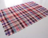 Vintage berber textile 5.7x8.2feet 175x250cm