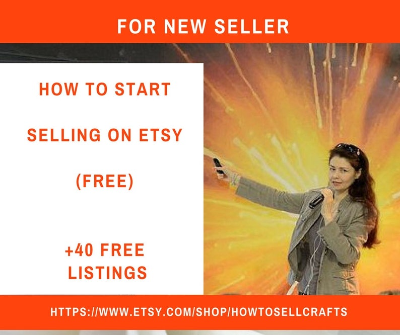 How To Sell Crafts New Seller Sell On Etsy Etsy Shop Shop Etsy
