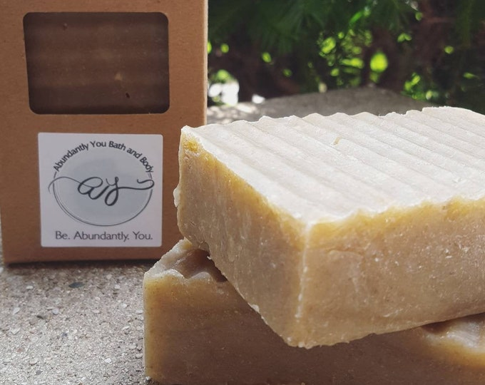 Featured listing image: Rhassoul Clay and Coconut Milk Soap Bar