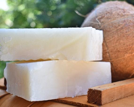 Coconut Oil Soap Bar with Organic Coconut Milk   Organic Soap Bar