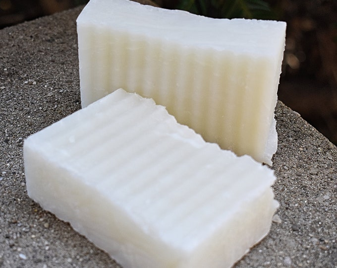 Organic Coconut Oil Vegan Soap Bar