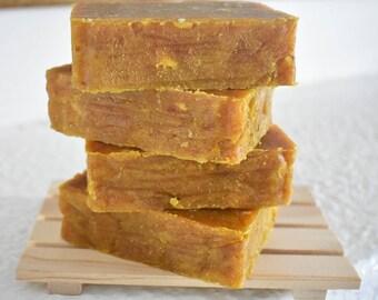 Turmeric Soap, Turmeric Face and Body Soap Bar