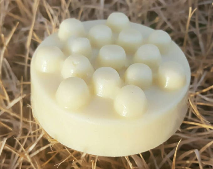 Massage Lotion Bar | Local pickup | Solid Lotion Bar with Tin | Beeswax Lotion Bar | Cocoa Butter Bar | Local Pick Up until September 2018