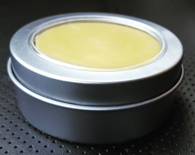 Cocoa Butter and Beeswax Lotion Bar