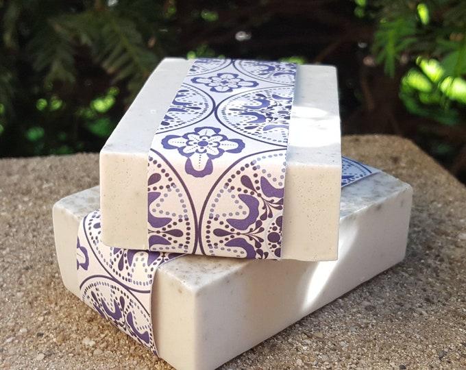 Bentonite Clay Soap | Goat Milk Soap | Bentonite Clay | Handmade Soap | Natural Soap | Clay Soap | Tea Tree Oil Soap | Goats Milk Base Soap