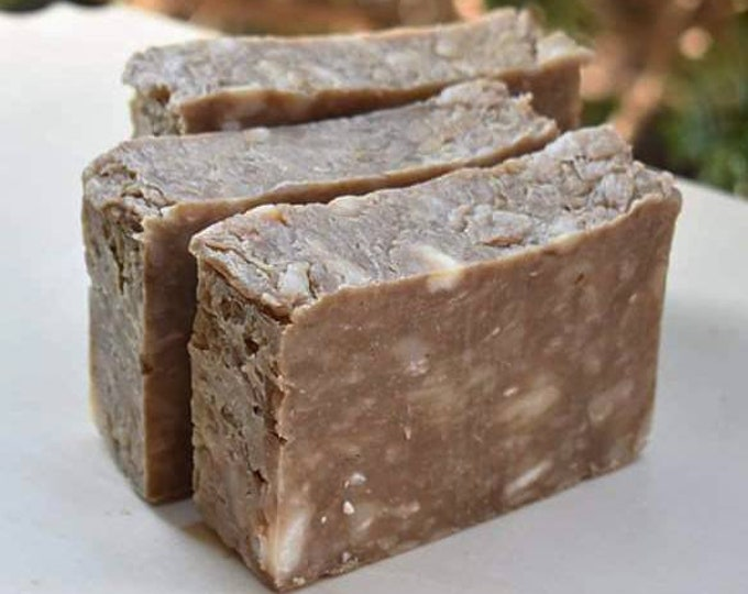 Shea Butter and Lemon Verbena Soap Bar