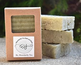 Aloe Vera and French Green Clay Soap