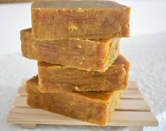Turmeric Vegan Natural Soap Bar