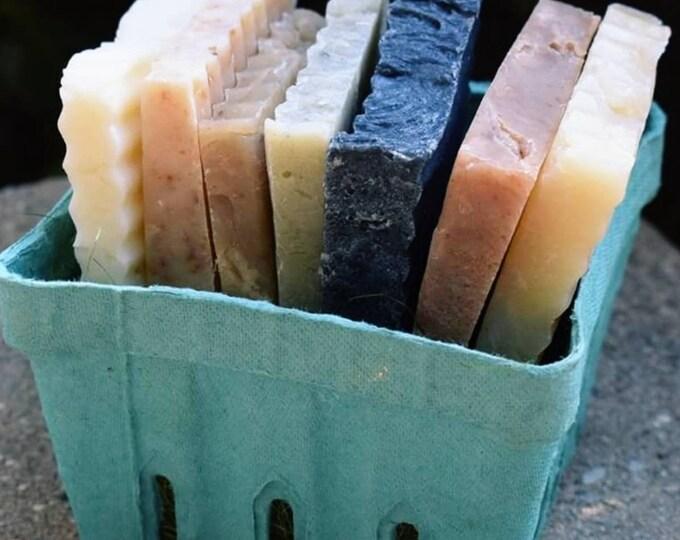 Soap Samples | Soap Pieces | Soap Ends | Handmade Soap | Artisan Soap | Soap Surprise Basket