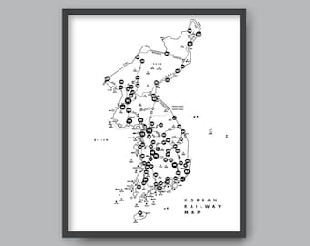 Map Of Florida With Major Cities.Map Of Florida With Major Cities And Roads Printable Florida Etsy