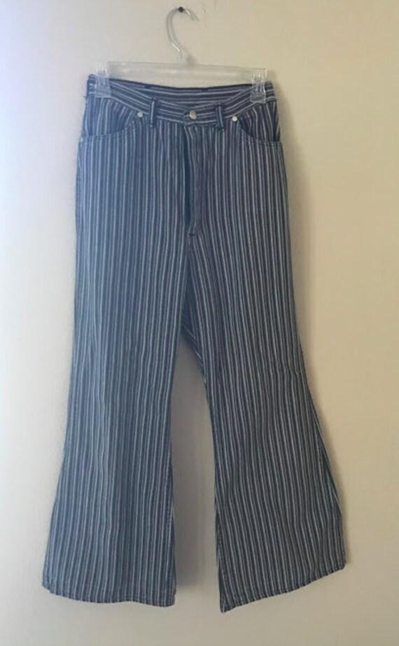 70's wrangler surfer pants - image 1