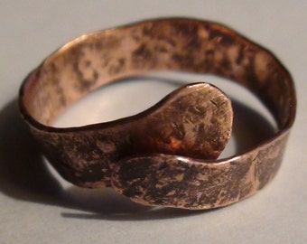 Flexible Adjustable Copper Ring