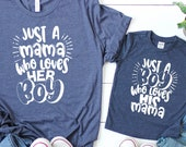 Mommy and son shirts - Mommy and me t-shirts - Matching Mother And Son Tees - Gift for mom with boys - Mother 39 s day gift - Matching tees