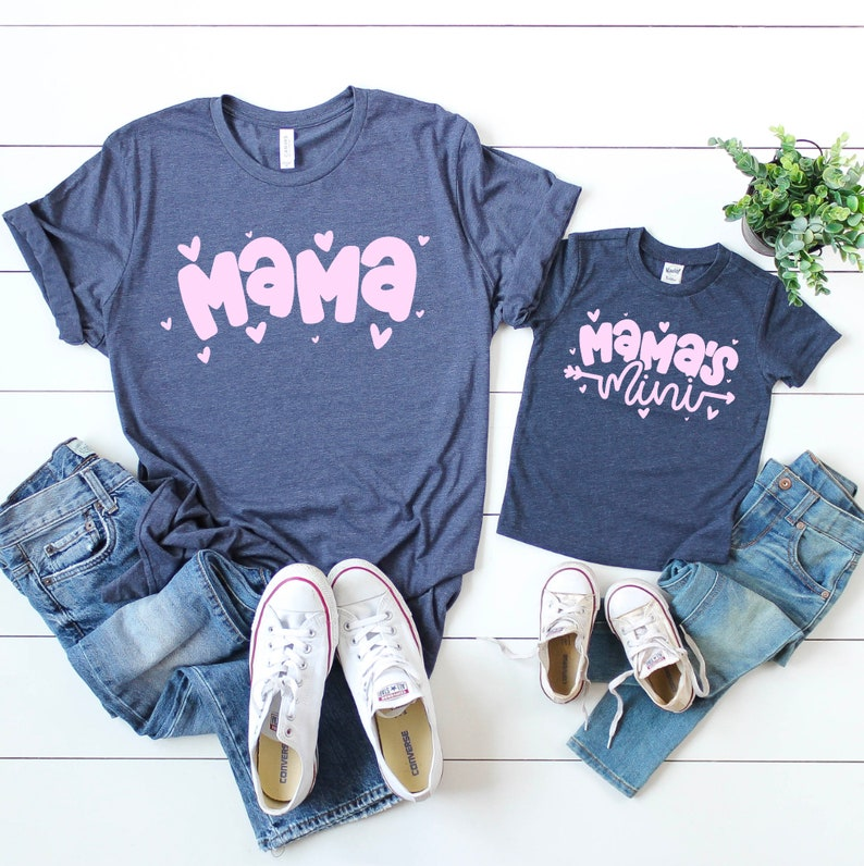 fd89f76480 Mama s mini outfit Mommy and me outfits Matching
