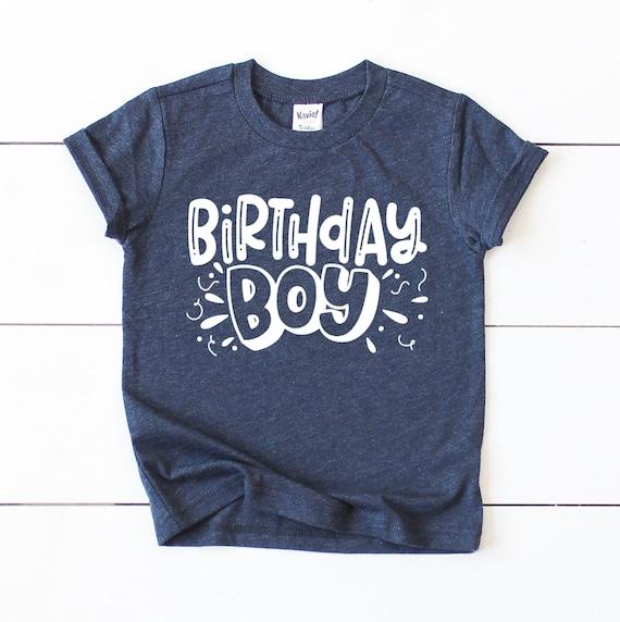 Boy Birthday Shirt 2 1st