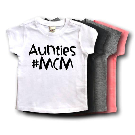Ma tante a le Meilleur Neveu T-Shirt Hommes cadeau d/'anniversaire neveu garçon