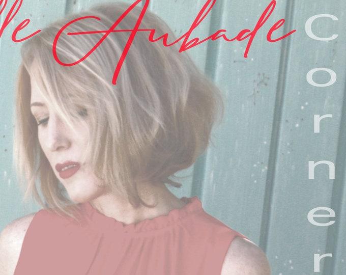 Featured listing image: Corner Cafe - Digital Download  Jenelle Aubade Original Music Single