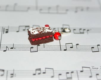 Charms Black Forest cake