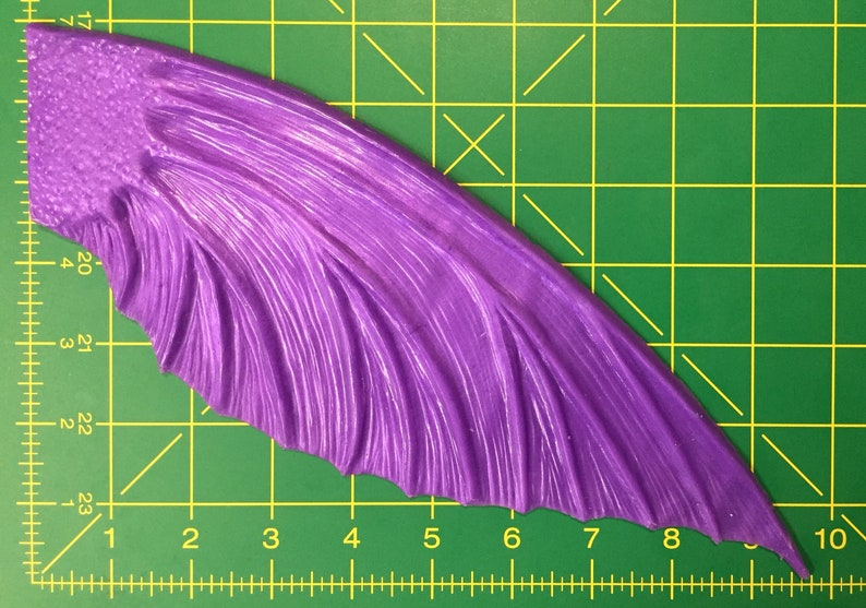 Silicone hipankle finsfor fabric or silicone mermaid tails you pick the color - long Rowan style