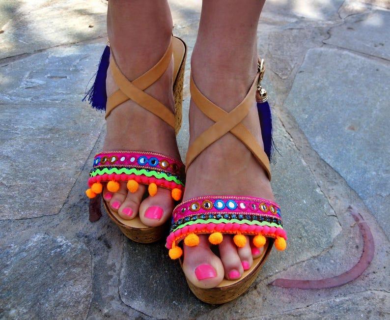 708547351626a9 Boho Sandals