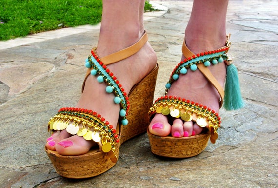 5f8b4aa24250a FREE SHIPPING Ethnic Sandals