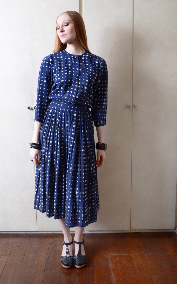 Vintage Maggy London by Jeannene Booher Dress