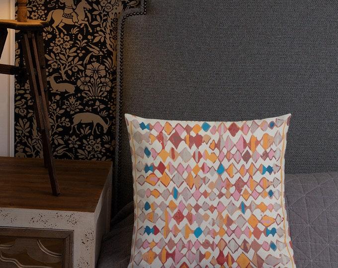 Premium Pillow -  berber Moroccan pillow style