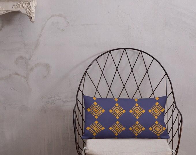 Premium Moroccan Pillow berber style