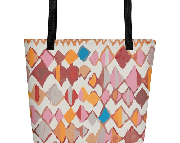 Moroccan Bag style patterns