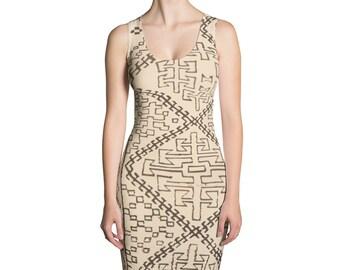 Berber inspired pattern Dress
