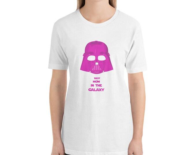 Best mom darth vader Short-Sleeve Unisex T-Shirt