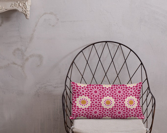Premium Moroccan Pillow