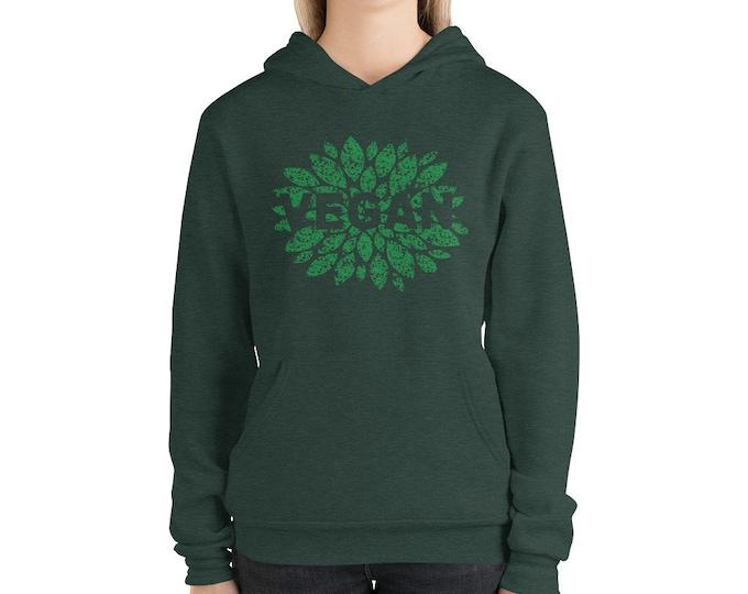 Unisex vegan hoodie
