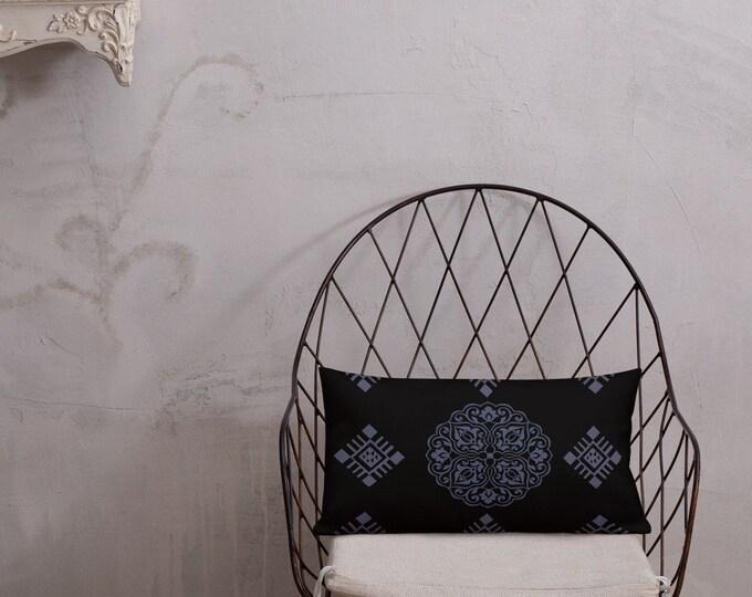 Premium Moroccan Pillow berber style patterns