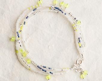 Neon Accent Bracelet