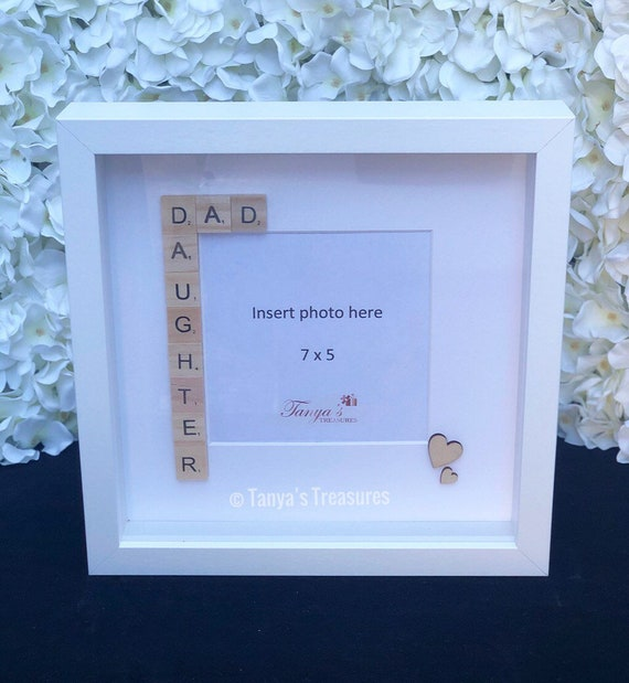 Super Dad Father Day Birthday Gift Present Ideal Craft Project Blanks MDF