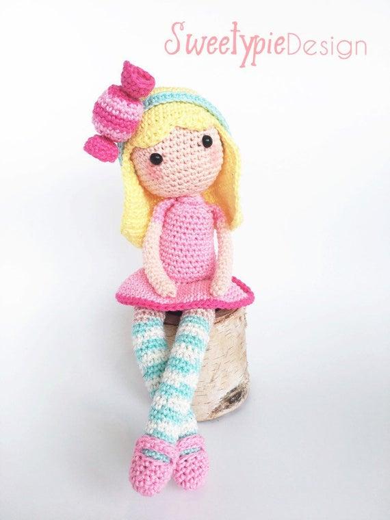 Bonny bonbon crochet patterndutch english pdf file