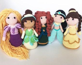 5 princess pack ! English pdf file