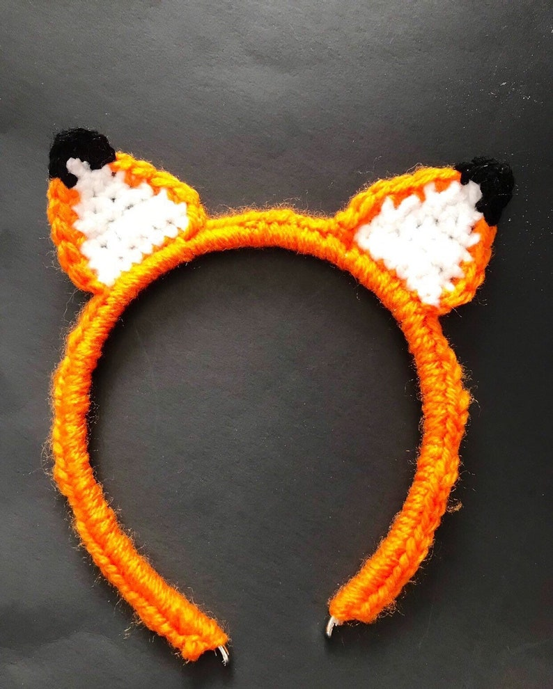 Fox Ears Headband Costume
