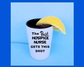 NICU Nurse Gift NICU Nurse Nursing Shot Glass Best Nurse ...