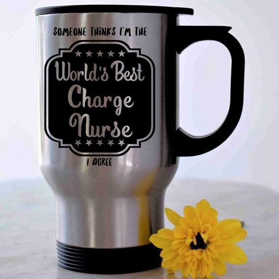 Personalised Worlds Best Nurse Pint Tankard