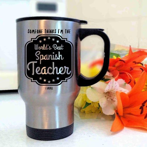 Custom Schule verlässt personalisiert Worlds Best Mathematik Lehrer Becher