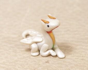 Polymer Clay Dragon Etsy