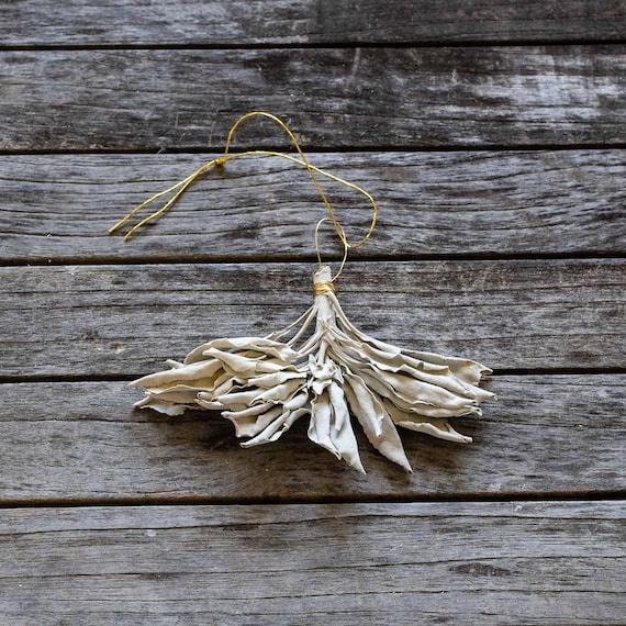 White Sage Ornaments