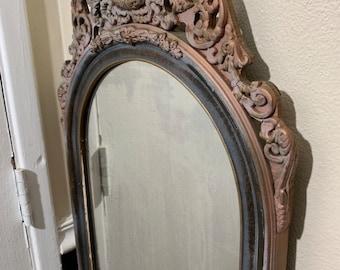 Antique Mirror Etsy