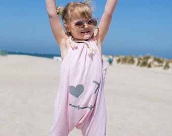 Summer jumper pink