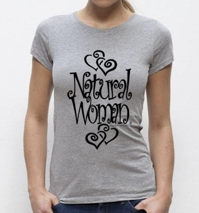 58bc1afe Women's inspirational tees Natural Woman graphic-turquoise, sport ...