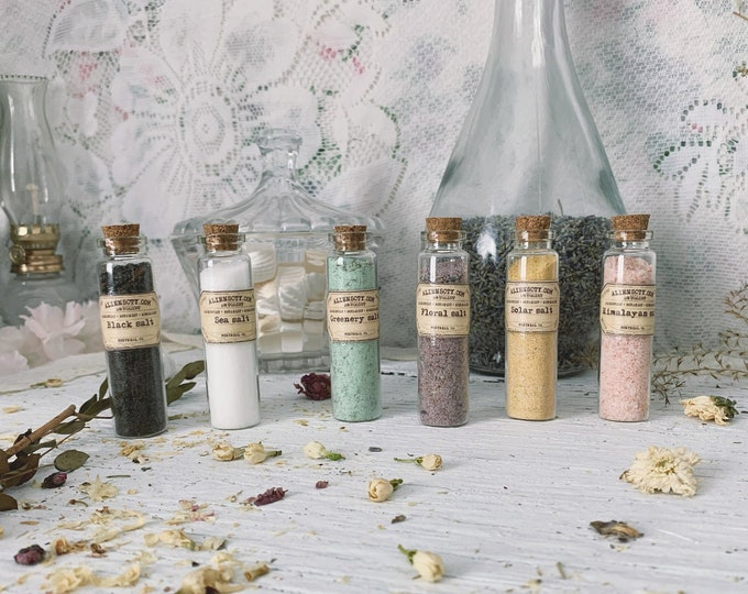 Witches Salts set