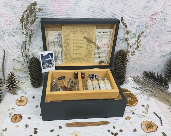 Apothecary Witch Altar // Peculiar Edition